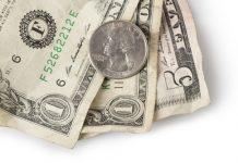 Sèn Dollar sen dòler
