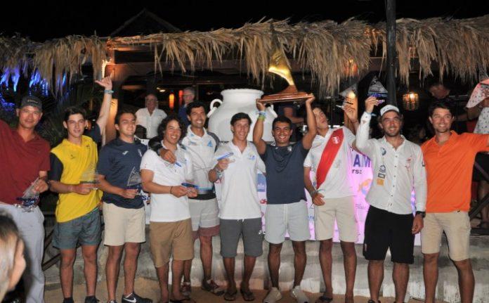 David Hernandez kampion mundial sunfish