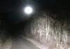 Luna yen den área di Dospos