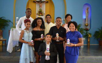 Selebrashon 161 aña Misa San Luis Beltran