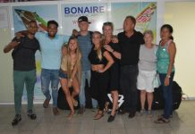 Amado Vrieswijk kampion Oropeo Freestyle a yega Boneiru
