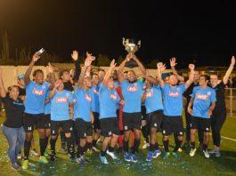 Uruguay kampion di su mini torneo