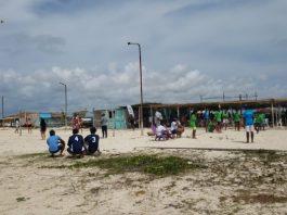 Aktividat Bonaire Marine Park na Sorobon