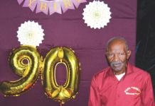Marti Albertus a selebrá 90 aña