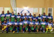 S.V. La Fama den final na Aruba